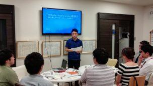 【若手社員勉強会】OKRとKPTで若手社員の成長サイクルを加速!